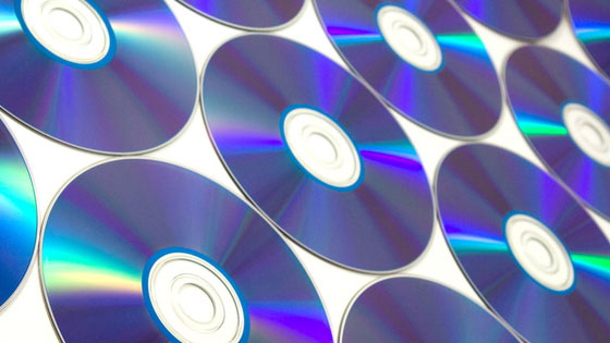 CD / DVD Duplication